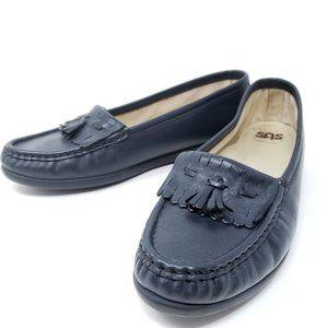 SAS Women's Slip On Tassel Loafers Comfort Shoes
